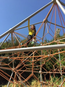 Lilli Santiago Jungle Gym
