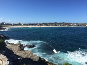 Walk to Coogee Beach